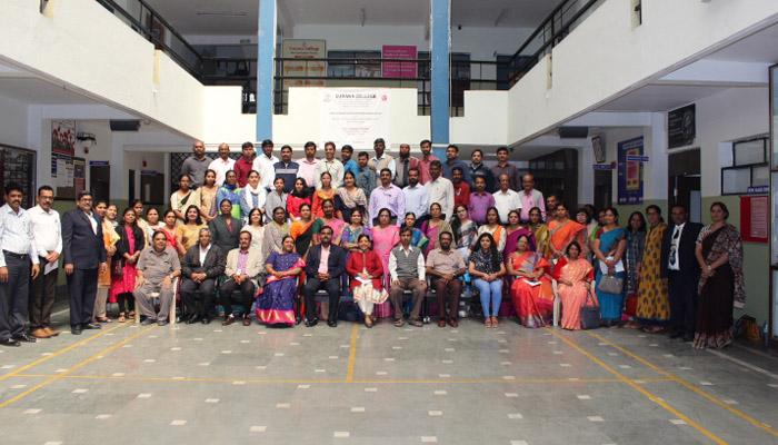 Workshop – Revised Accreditation Framework of NAAC