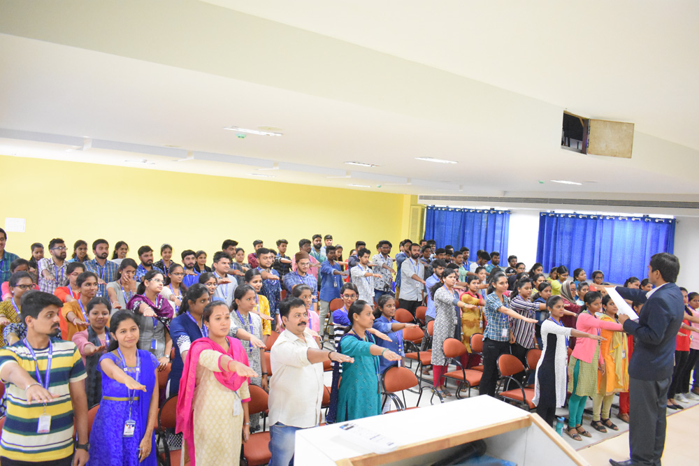 70th Indian Constitution Day celebration - MCA